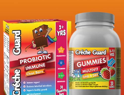 Creche Guard Immune Gummies Multivit One a Day