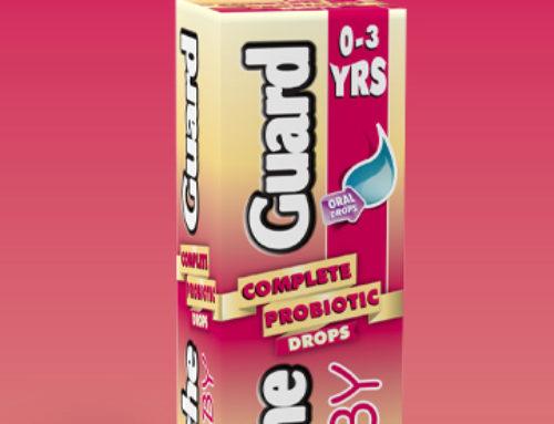 Creche Guard Complete Probiotic Baby Drop